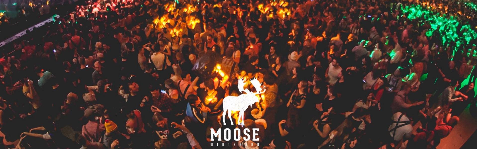 Resident DJ            Moose Bar